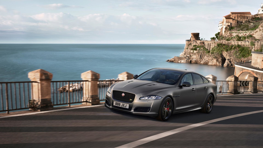 New Jaguar XJR575
