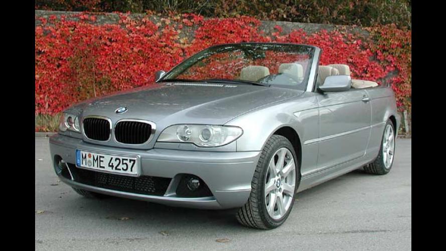 BMW: Das erste Cabrio mit Dieselmotor steht am Start