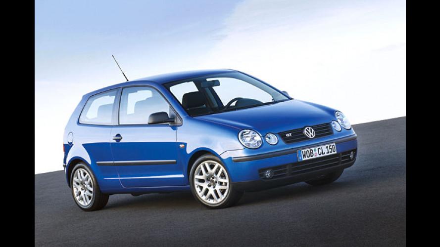 Der GehT ab: Sportlicher VW Polo als GT-Sondermodell