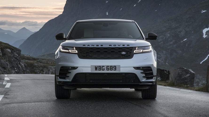 Range Rover Rugged Wagon Planned For 2020?