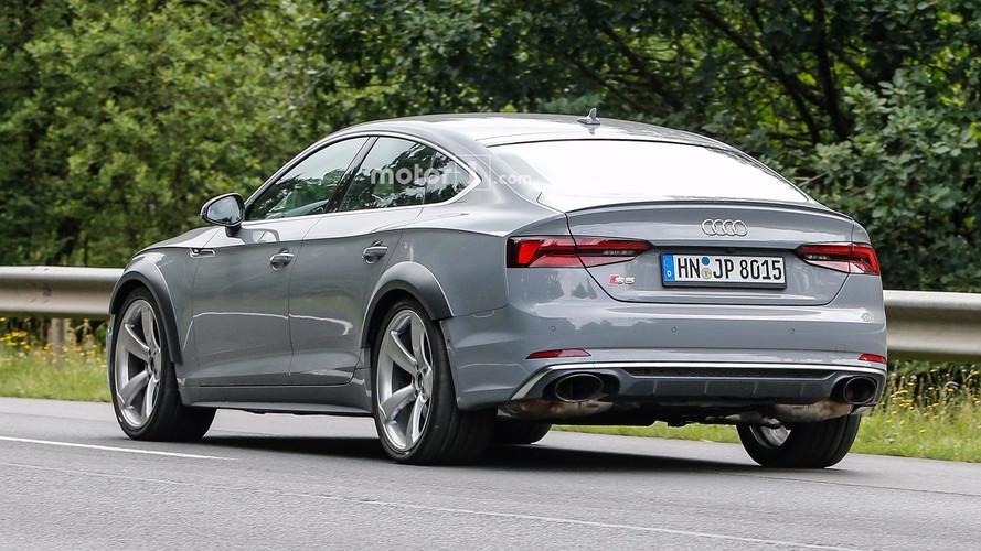 Première apparition pour l'Audi RS 5 Sportback