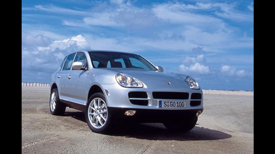 Porsche: Cayenne auch im November der Wachstumsmotor