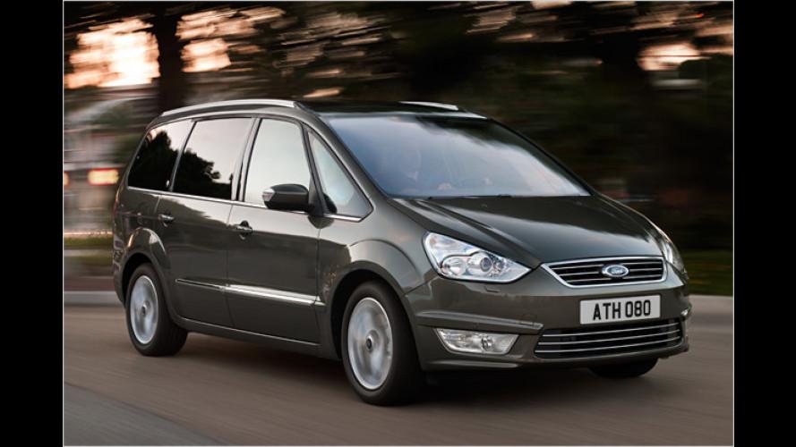 Frische Raum-Flotte: Ford überarbeitet die Van-Brüder