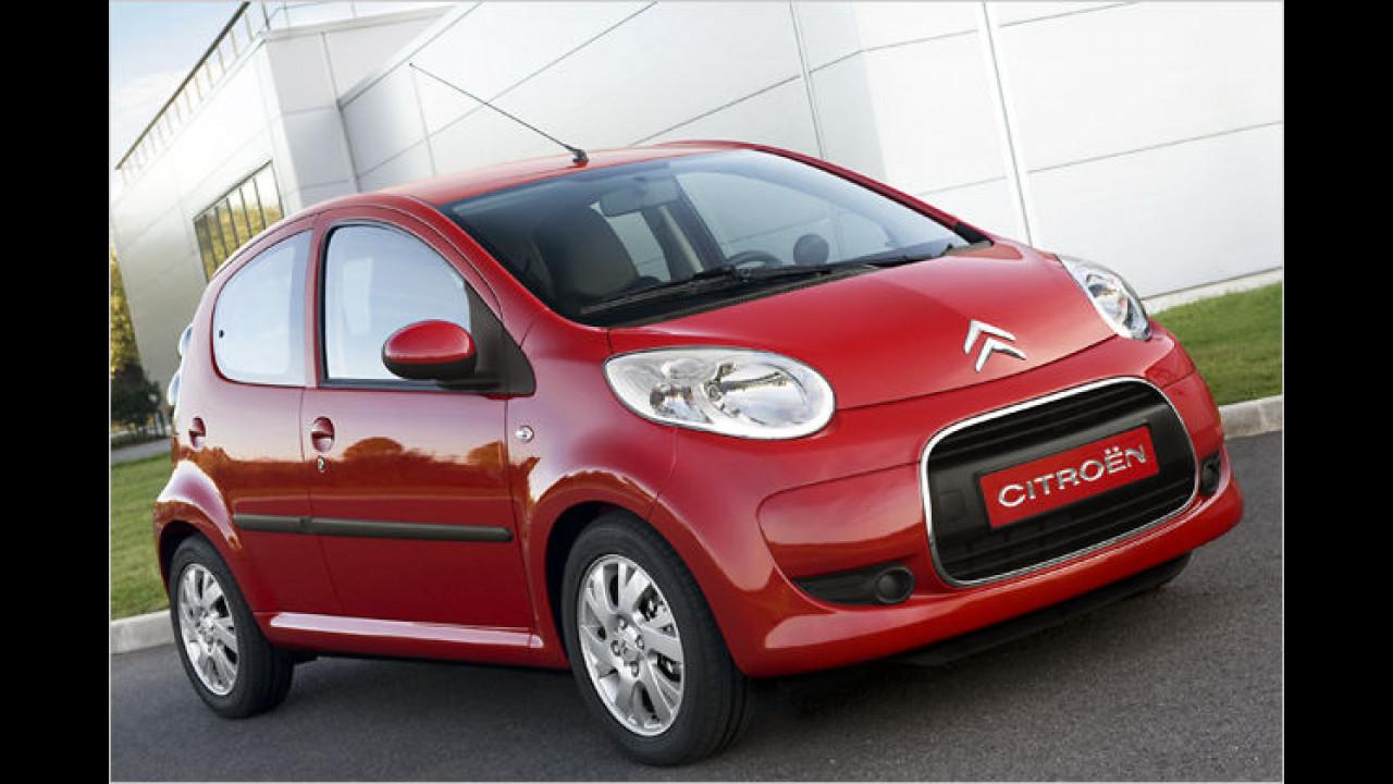 Frauenauto: Citroën C1