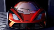 KTM X-Bow GT4 teaser