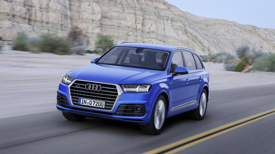 2017 Audi Q7 pricing announced