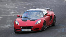 Street-legal Lotus Elise S Cup R spy photo