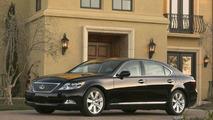 Lexus LS600hL limousine (overseas model)