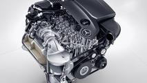 2016 Mercedes E220d engine