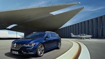 Renault Talisman Estate goes official