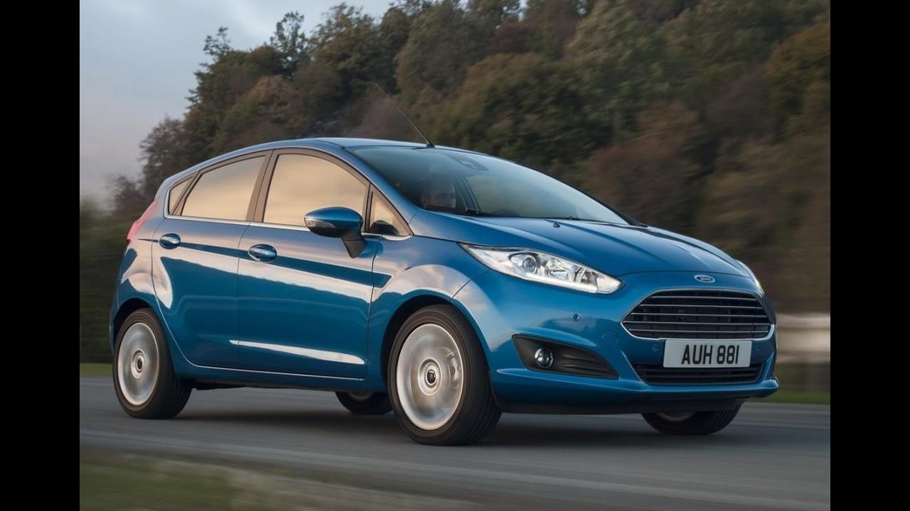 Novo Ford Fiesta terá motor 1.0 EcoBoost nos Estados Unidos em 2013