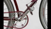 Maserati cria bicicleta para homenagear modelo histórico
