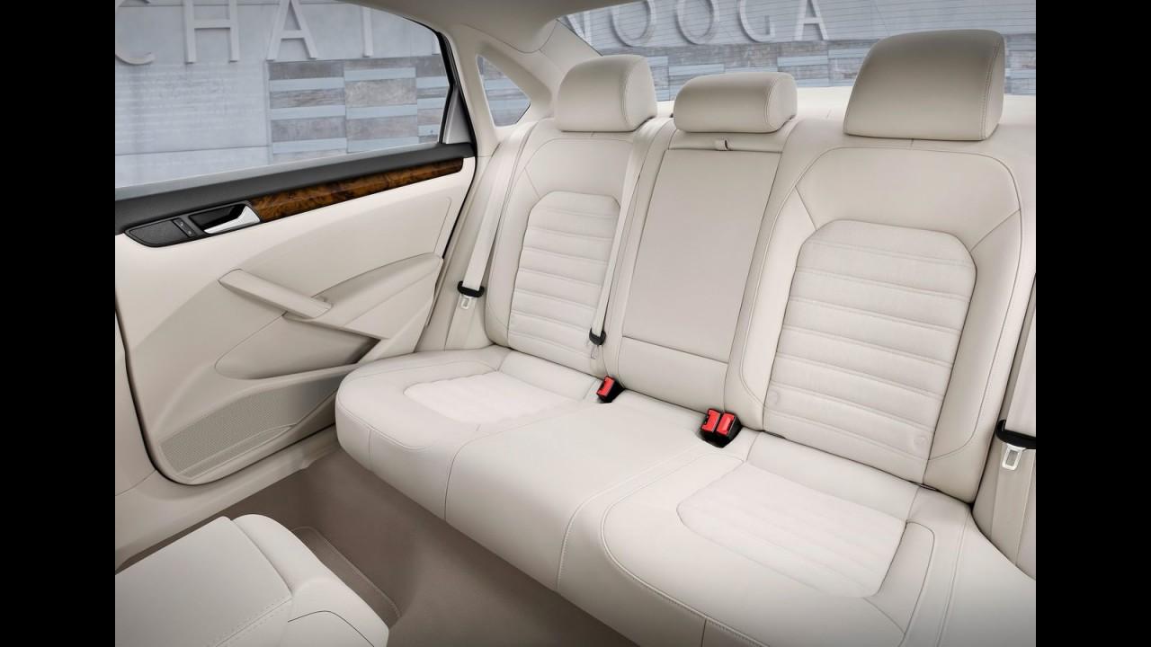 Detroit: NMS é a versão norte-americana do Novo VW Passat 2012