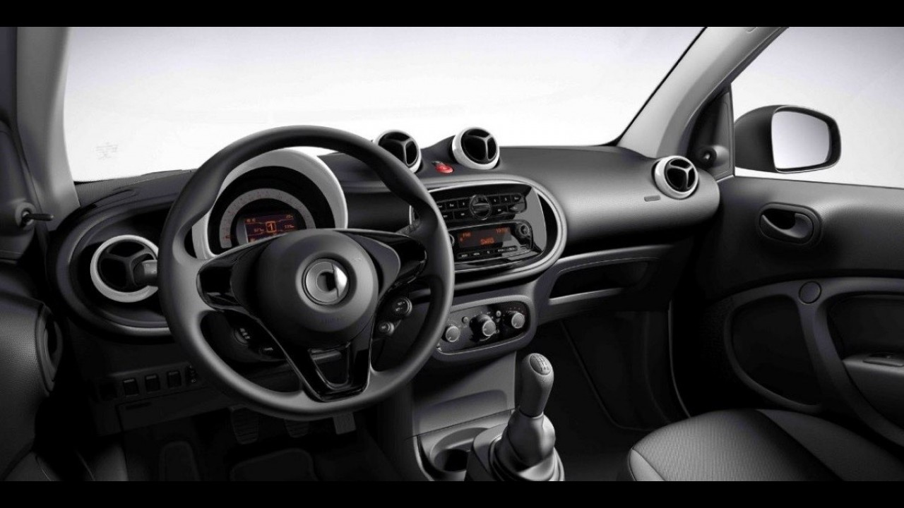 Pé de boi: novo Smart tem versão pelada por menos de R$ 33 mil na Alemanha