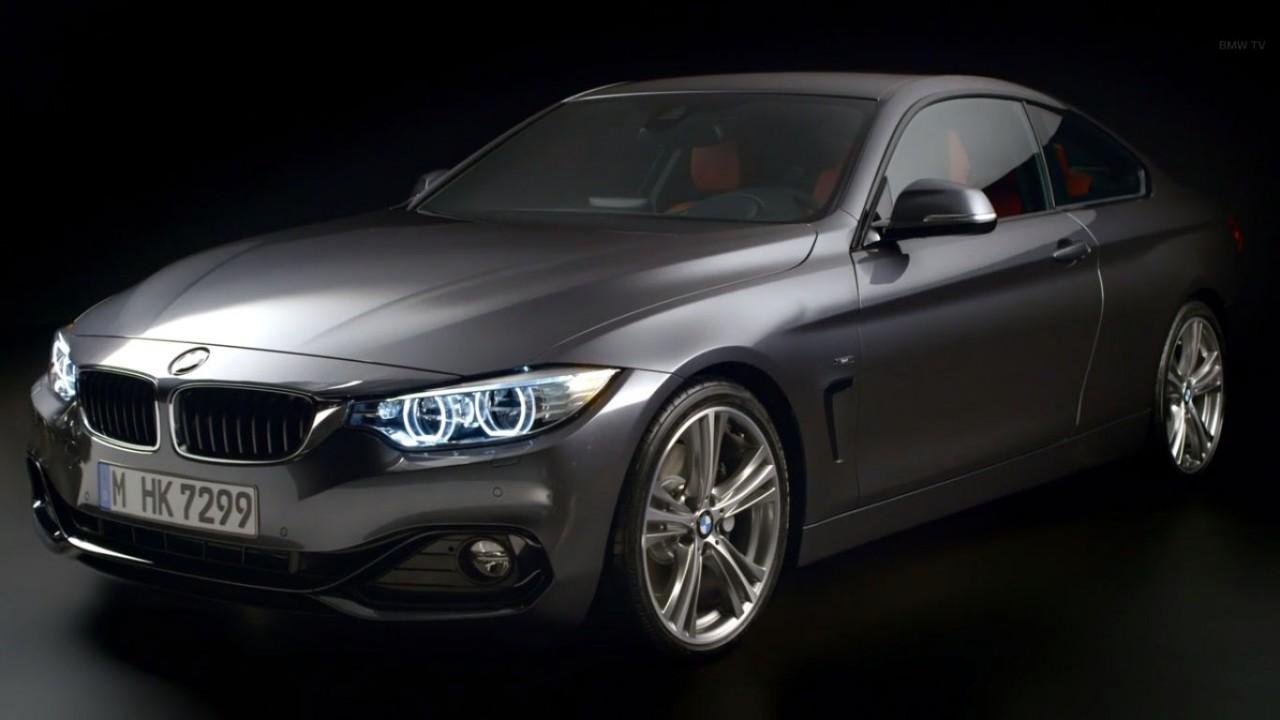 Vídeo: conheça o cupê BMW Série 4 em detalhes