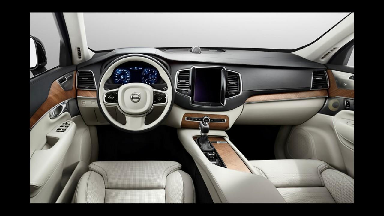 Novo XC90 é última chance da Volvo para bater rivais, revela CEO