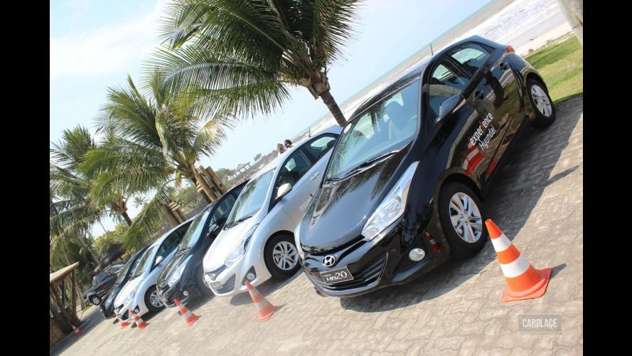 Dia D: Vendas do Hyundai HB20 começam nesta quarta-feira