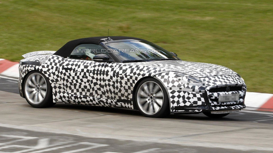 Jaguar F-Type GT3 under development - report