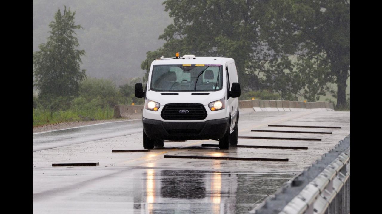 Ford e i robot che testano l'affidabilità dei veicoli