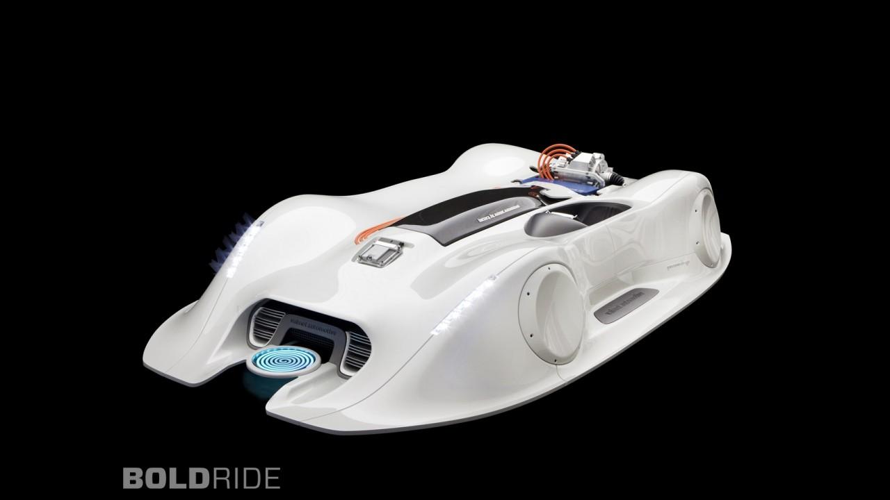 Valmet Dawn EV Concept