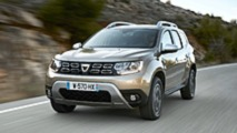 Dacia Duster Blue dCi
