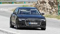 2019 Audi S6 Spied