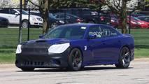 2019 Dodge Charger SRT Hellcat Spy Shots