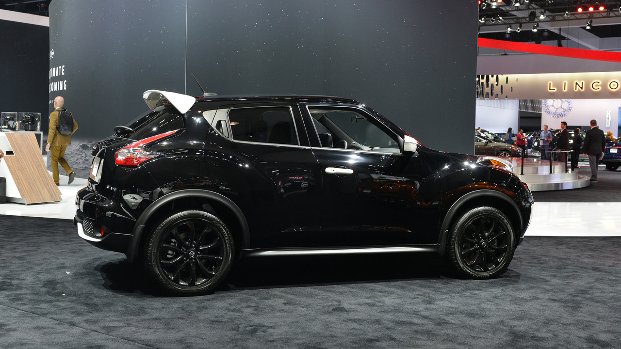2017 nissan juke black pearl edition la 2016 photo. Black Bedroom Furniture Sets. Home Design Ideas