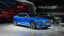 2018 Audi S5 Sportback: LA 2016