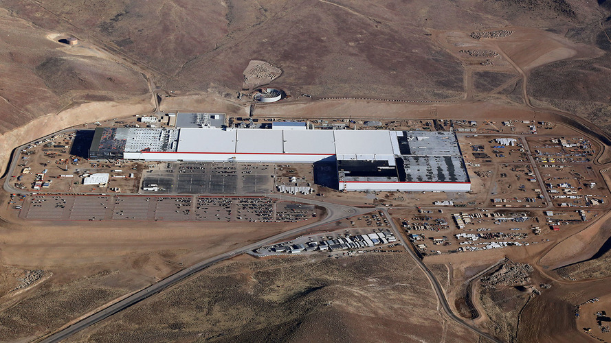 Tesla battery production starts at Gigafactory in Nevada