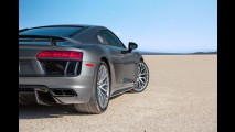 Vídeo: Aluguel dos sonhos tem Audi R8 na garagem e velocidade máxima liberada