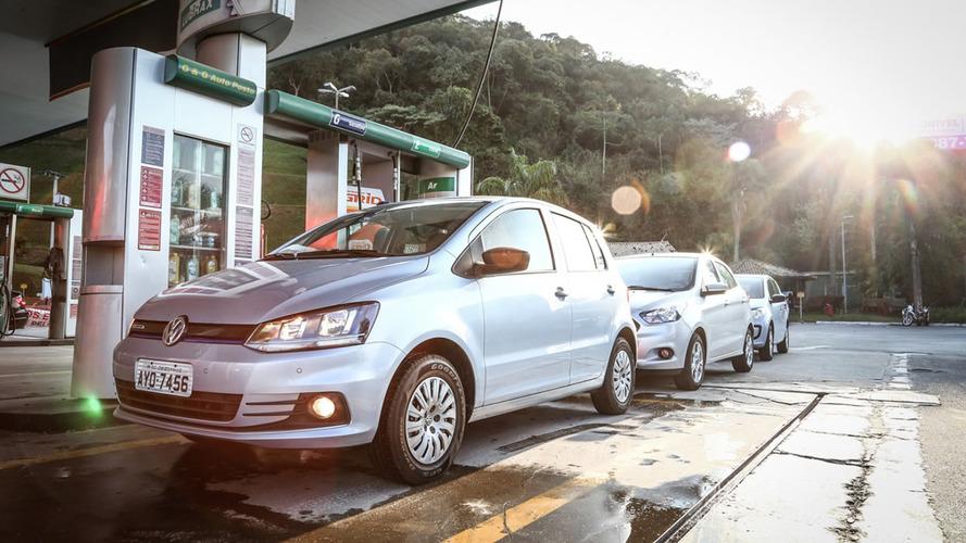 Gasolina custará até R$ 2,14 no Dia da Liberdade de Impostos