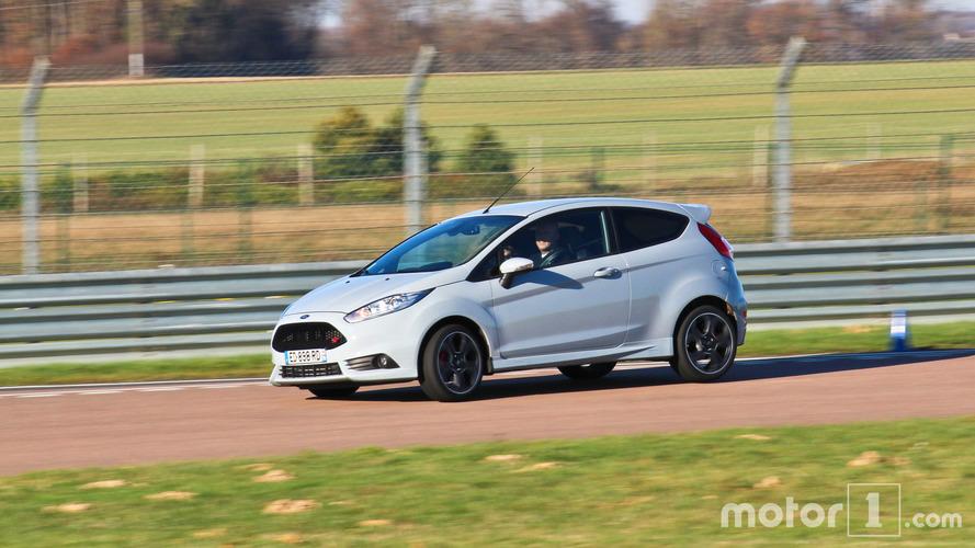 Essai Ford Fiesta ST200