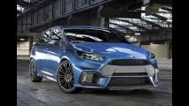 Agora global, novo Focus RS de 350 cv é lançado nos EUA por US$ 36,6 mil
