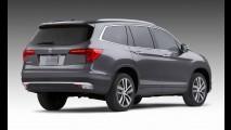 Salão de Chicago: Honda revela nova geração do grandalhão Pilot