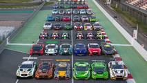 Car group photo