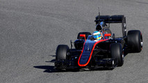 Trayectoria McLaren-Honda 2015-2017