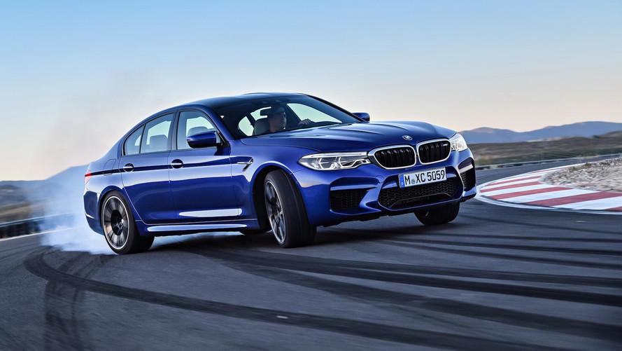 Nouvelle BMW M5 (2018) - La saga continue !