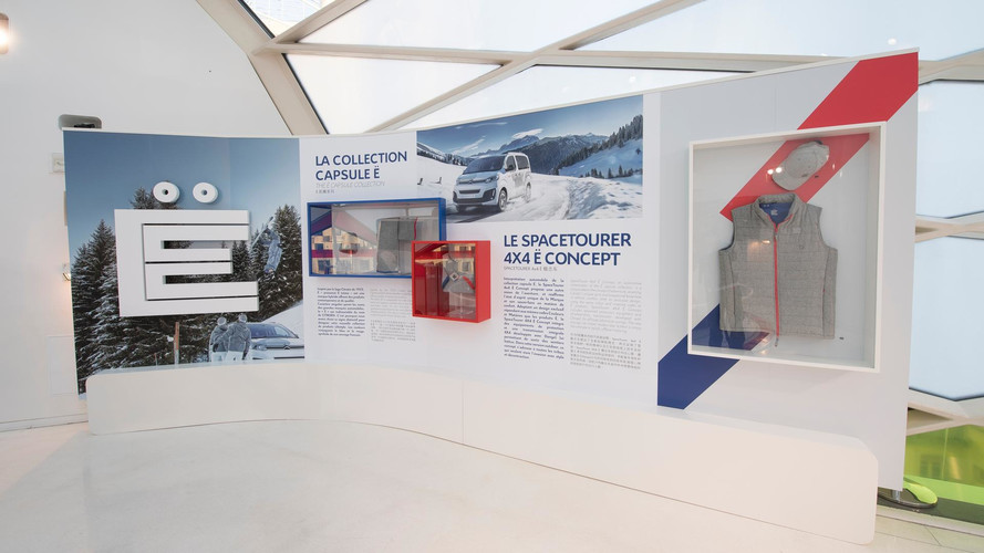 Nouvelle exposition Citroën au C_42