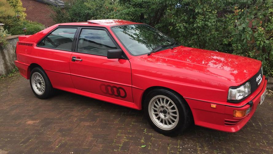 1991 Audi Quattro 20V Auction