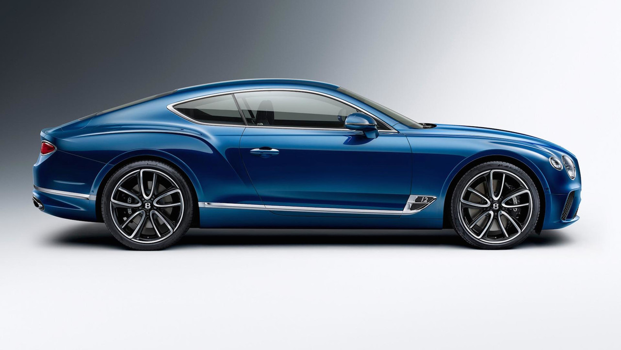 2018 bentley continental gt see the changes side by side. Black Bedroom Furniture Sets. Home Design Ideas