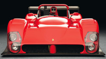 Ferrari au Chantilly Arts et élégance 2017