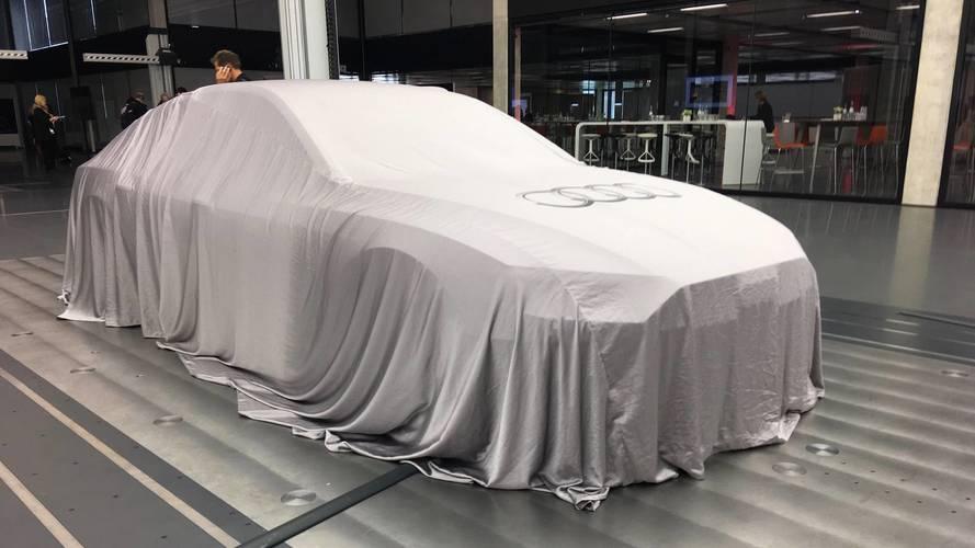 Audi'nin gizli tasarım merkezini inceledik