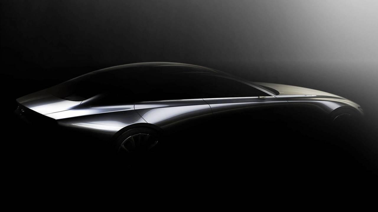 Mazda concept teaser