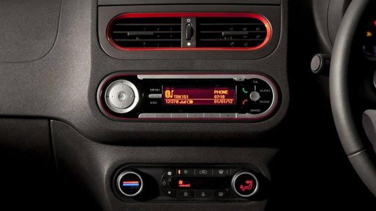 2014 Euro-spec MG3 20.04.2013