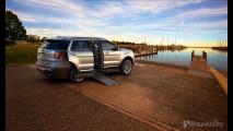 Ford BraunAbility MXV