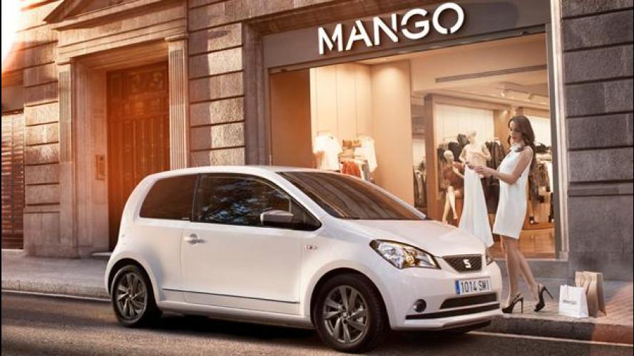 Seat Mii by Mango, arriva l'auto-vestito