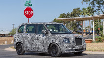 London Taxi Company tests new TX5 model