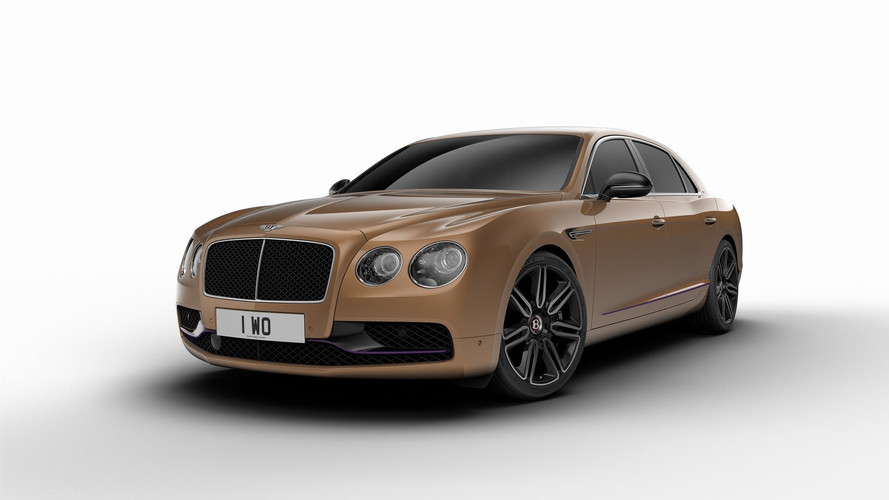 Bentley Makes Flying Spur Even More Sumptuous With Design Series