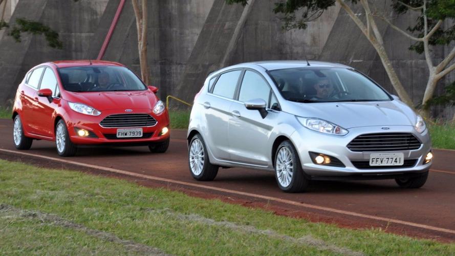 Hatches compactos – Ford Fiesta registra maior crescimento em março
